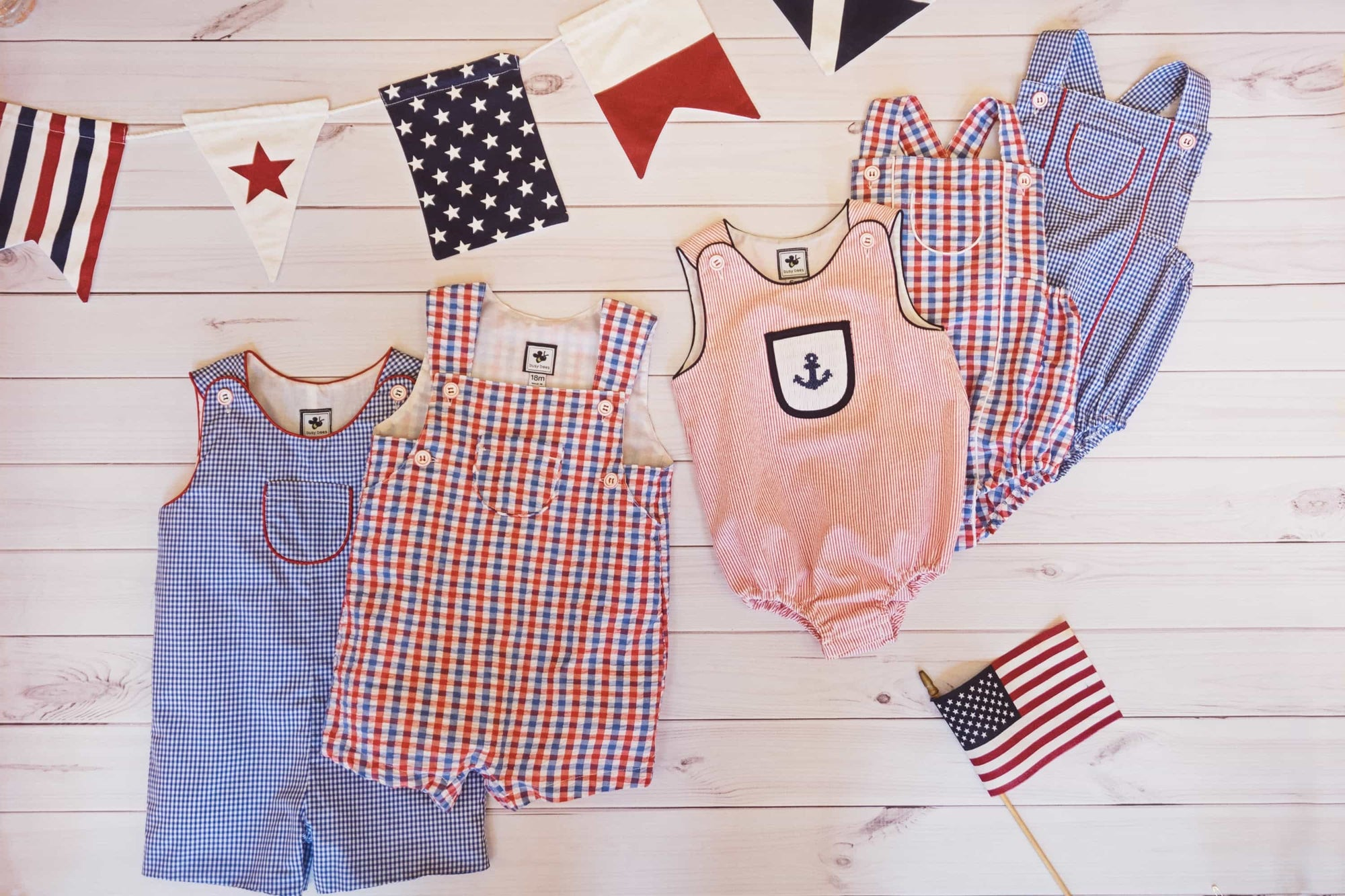 c923b3ce0 Busy Bees - American Prep Style for Girls and Boys 3 months to 16 years