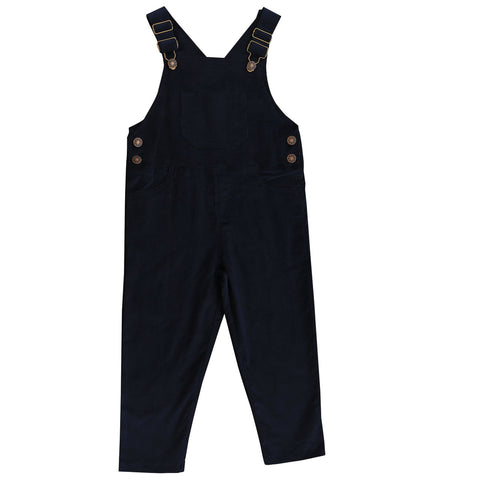 brooks overall navy corduroy