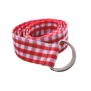Prepster cloth belt