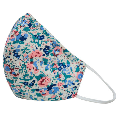 LIMITED EDITION- cotton face mask monet floral