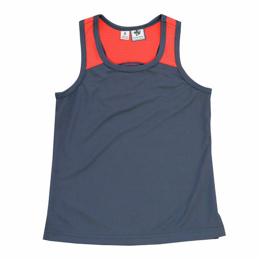 martina tank navy red