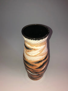 Handmade Tiger King Vase