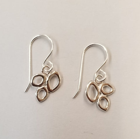 Arbor Open Leaf Earrings
