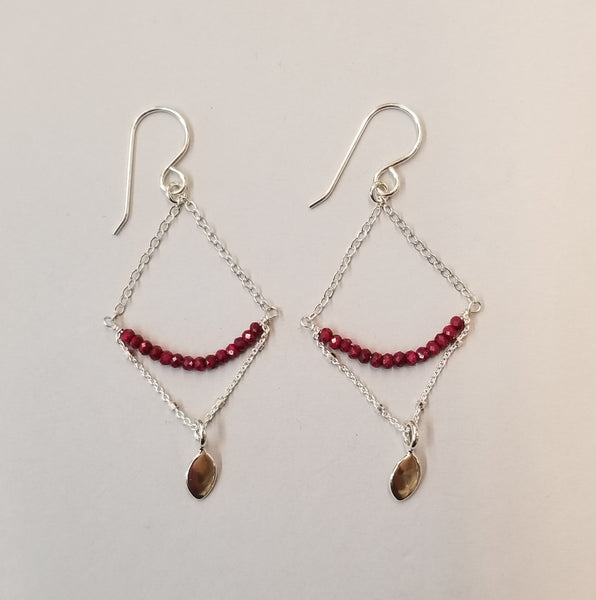 Danu Kite Chandelier Earrings