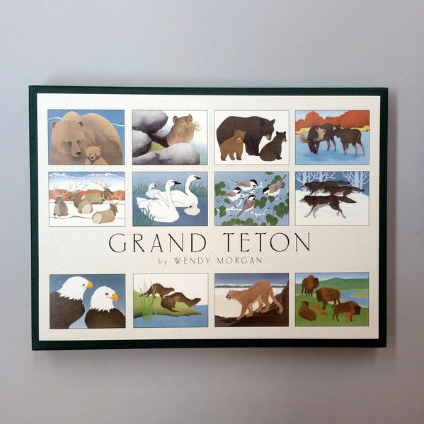 Assorted Greeting Cards - Grand Teton