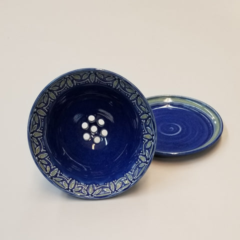Berry Bowl Set - Blue