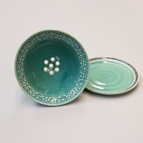 Berry Bowl Set - Teal