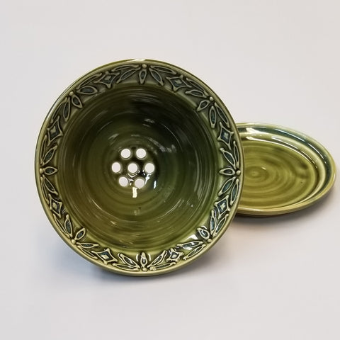 Berry Bowl Set - Green