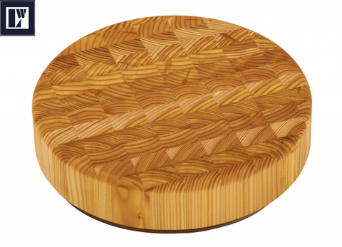 Heirloom Round Cheese Board
