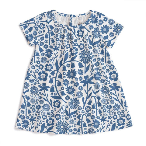 Azalia Baby Dress - Dutch Floral