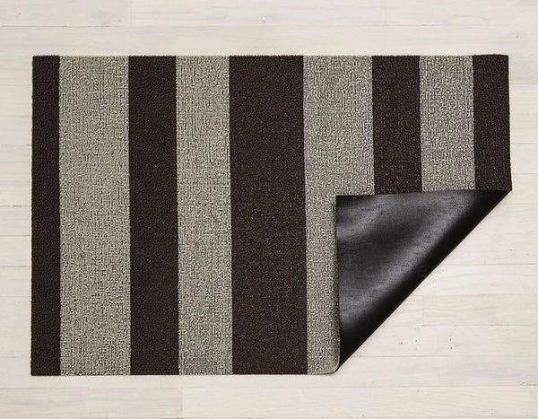 Indoor/Outdoor Bold Stripe - Pebble