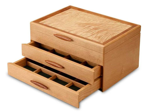 2-Drawer Cascade I Jewelry Box