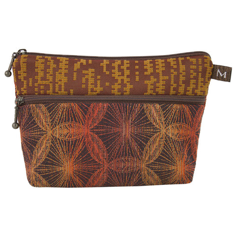 Cosmetic Bag in Chrysalis Warm