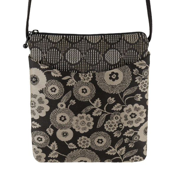 Cupcake Bag in Parasol Black