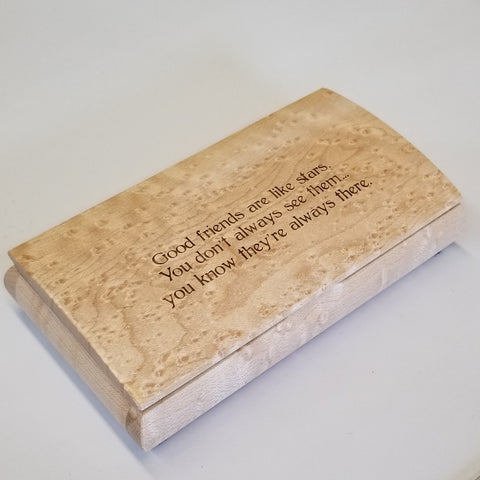 "Possibility Box - ""Good Friends..."""
