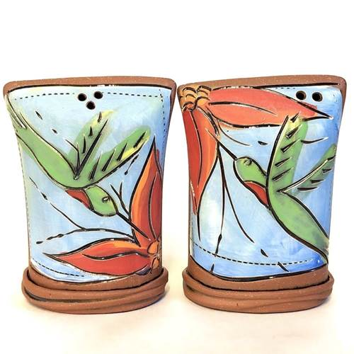 Hummingbird Salt & Pepper Shaker Set