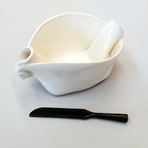 Pinch Pot - Simply White