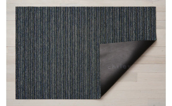 Indoor/Outdoor Skinny Stripe Rug - Forest