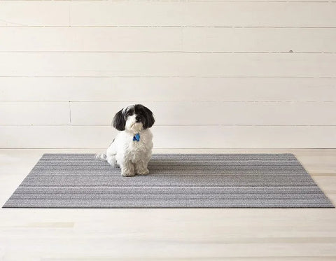 Indoor/Outdoor Skinny Stripe Rug - Shadow