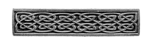 Celtic Barrette - sm.
