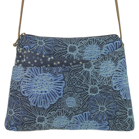 Sparrow Bag in Blooming Blue