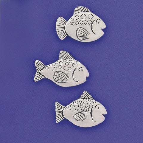 Magnet Set - 3 Fish