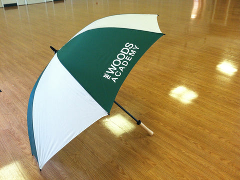 Woods Academy Umbrella