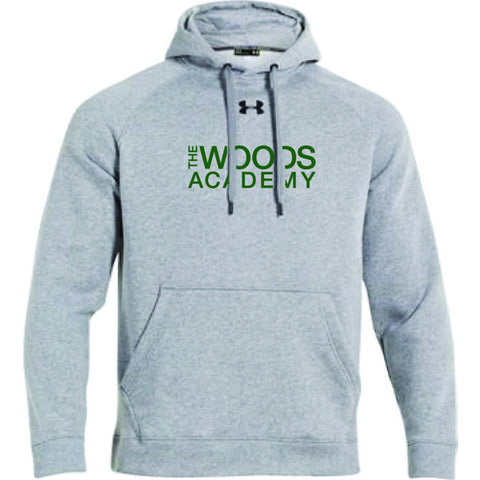 Adult Grey Under Armour PE Hoodie