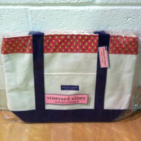 Custom Vineyard Vines Tote Bag