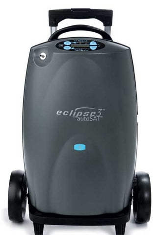 SeQual Eclipse 3 Portable Concentrator - AutoSat - Oxygen Revive