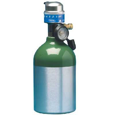 Invacare HomeFill Integrated Conserver Cylinder - Oxygen Revive
