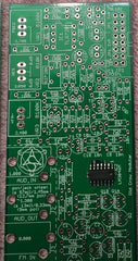 NE11000TH GX1 Resonator Bare Board for Eurorack 4HP -- Rev2