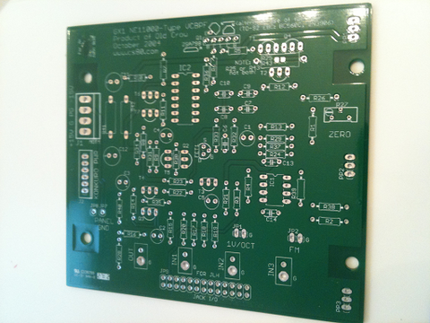 NE11000TH GX1 Resonator Board
