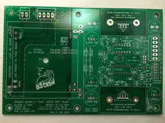 +-12V/15VDC & +5VDC Power Supply Bare Board