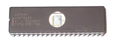 Korg Polysix 8048C-217 Replacement MCU for KLM-366 board