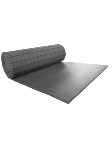 Black Vinyl Bonded Foam for Martial Arts and Fitness