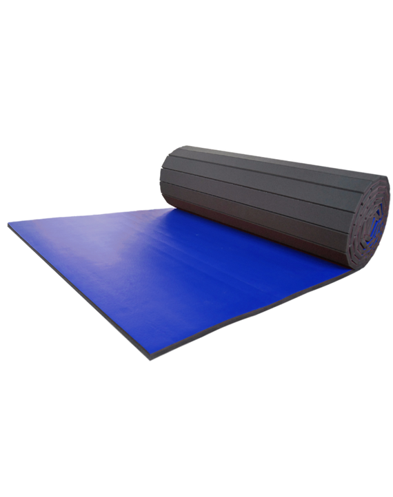 Blue Vinyl Bonded Foam for Martial Arts and Fitness