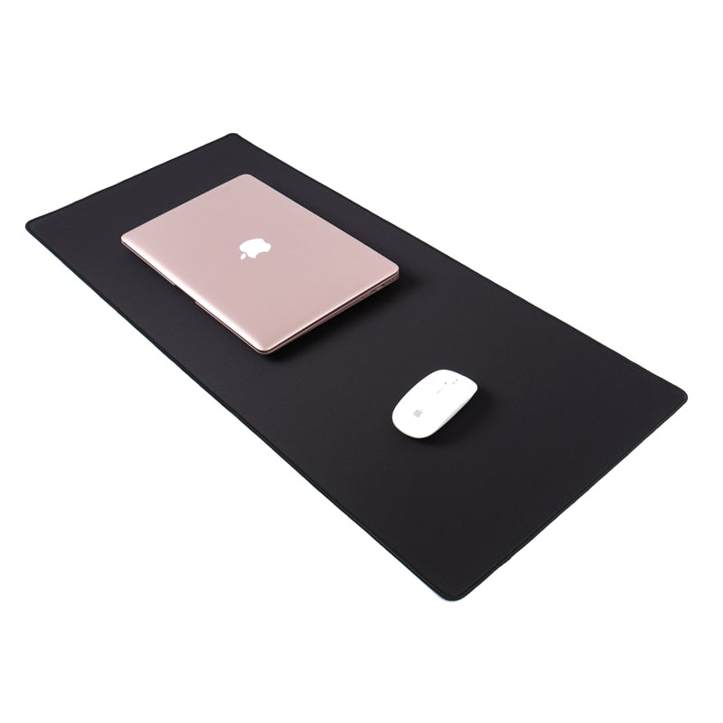 Premium Black Large Gaming Mouse Pad