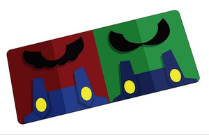 Assorted Mario Themed Mousepads (Large)
