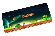 Load image into Gallery viewer, Assorted Mario Themed Mousepads (Large)