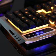 Load image into Gallery viewer, Alluminum Alloy Plated Mechanical Keyboard