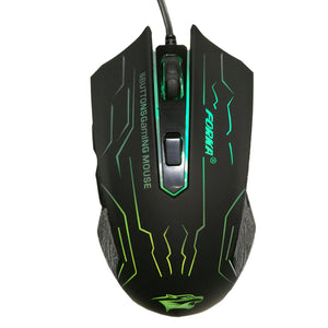High Quality Optical Wired SilentGaming Mouse