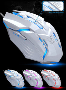 VOBERRY G700 LED Mechanical Keyboard/Mouse