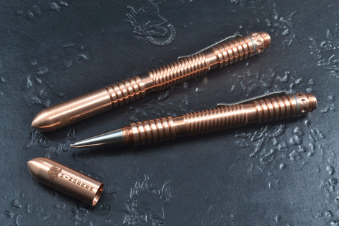 Extreme Duty Spiral Modular Pen – Copper