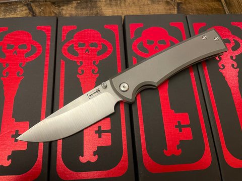 Chaves Liberation 229 Drop Point Titanium