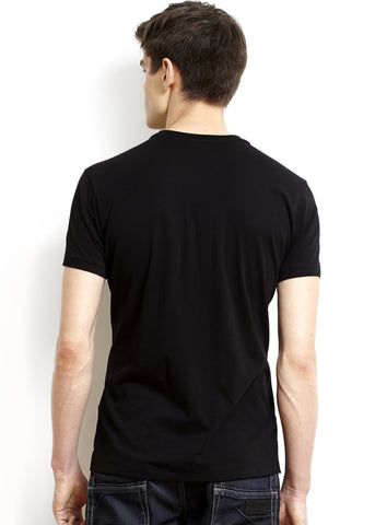 Black Pima Back to Basics Limited Tee