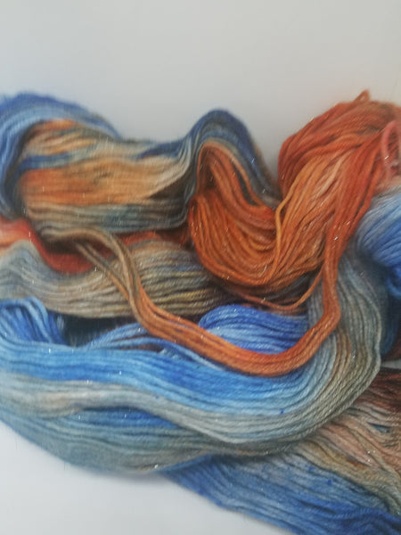 Oasis Tidal Pool Hand Dyed Yarn