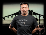 The Definition of the Infantry T Shirt