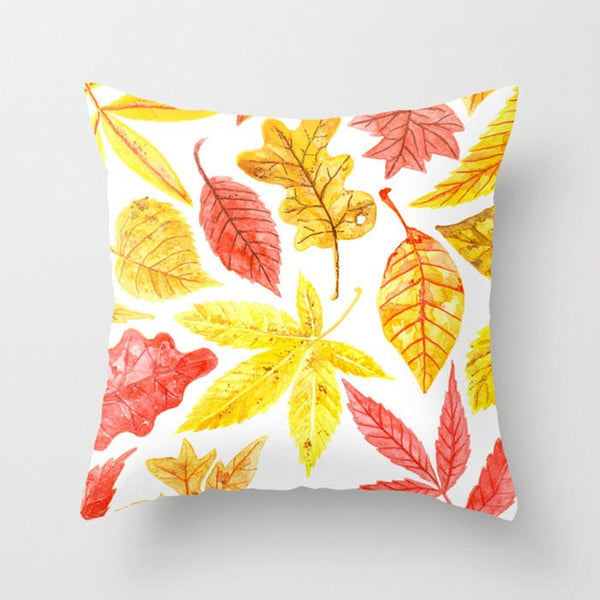 Yellow Collection of Pillows