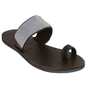 Global Girls Kiri Silver Sandals